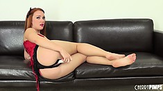 Dani Jensen has an excellent sense of self-commitment and sexuality