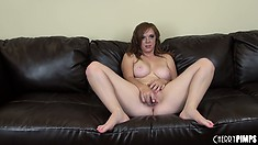 Well-turned slut with terrific bullets Mary Jane Mayhem is pretty squeezable