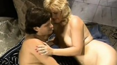 Real life couples making their first steps in professional porno