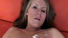 Eden De Garden is excited to get her cunt stuffed with some man meat