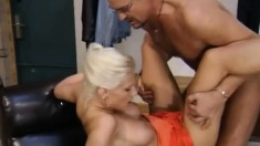 Peggy S begs to bend over and get deeply pounded from behind
