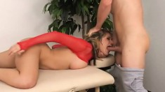 Kinky Job Applicant Wants Nothing But A Hard Stick Drilling Her Butt