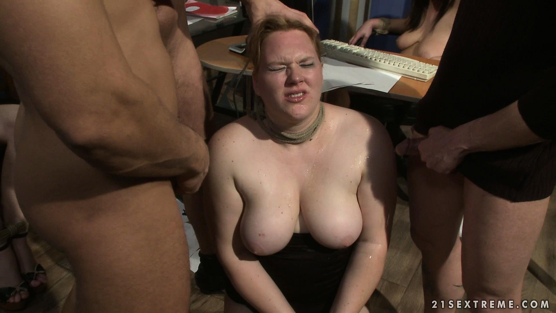 Fat bitches having sex