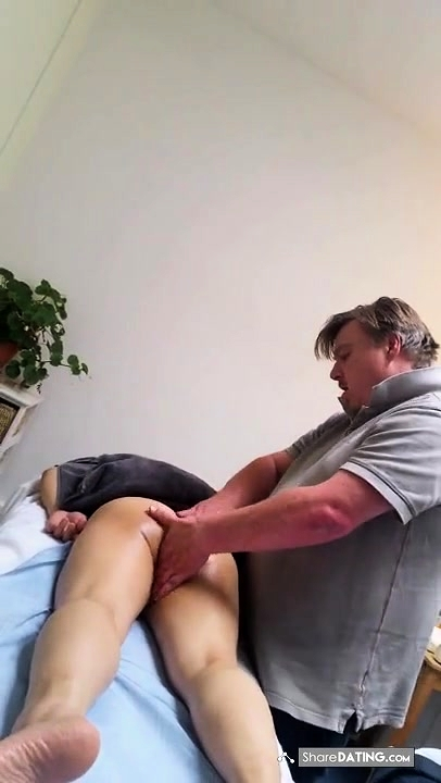 Wife massage porn