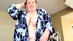 busty teacher lets her tits hang out