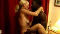 Black Guy Fuck White Milf