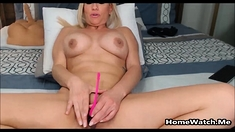 Can Mommy Make Her Pussy Wet For You