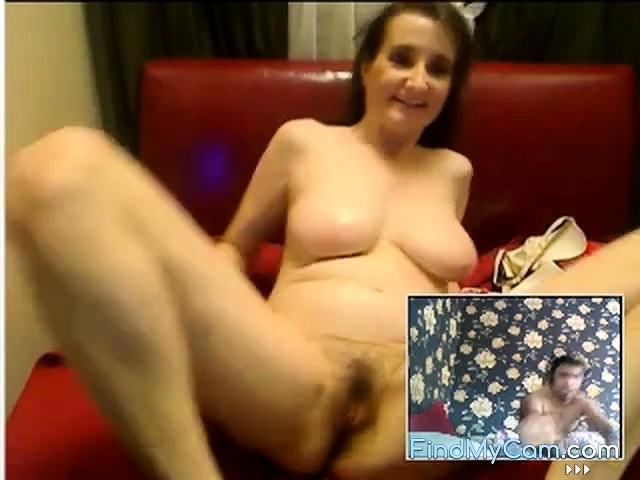 Old lady sex video