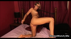 Tight Pussy Blonde Loving That Hard Cock