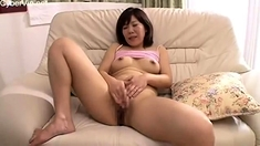 Hardcore Asian blowjob masturbation