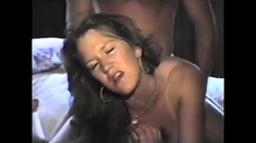 Vintage Blowjob And Anal Fuck In Office