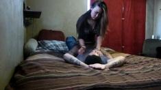 Amateur Kinky Couple