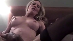 Girl With Bbc