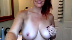 Keira is a big titted mature loves to masturbate